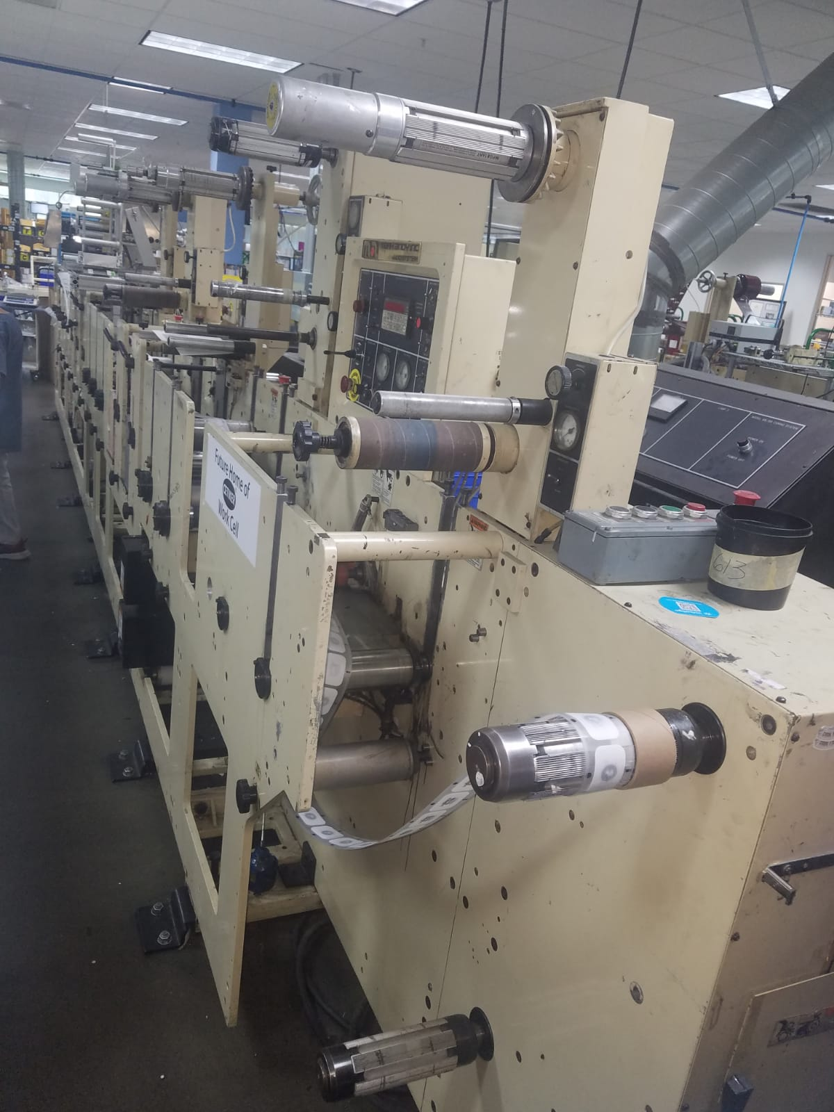 Mark Andy 2200 - Used Flexo Printing Presses and Used Flexographic Equipment-14