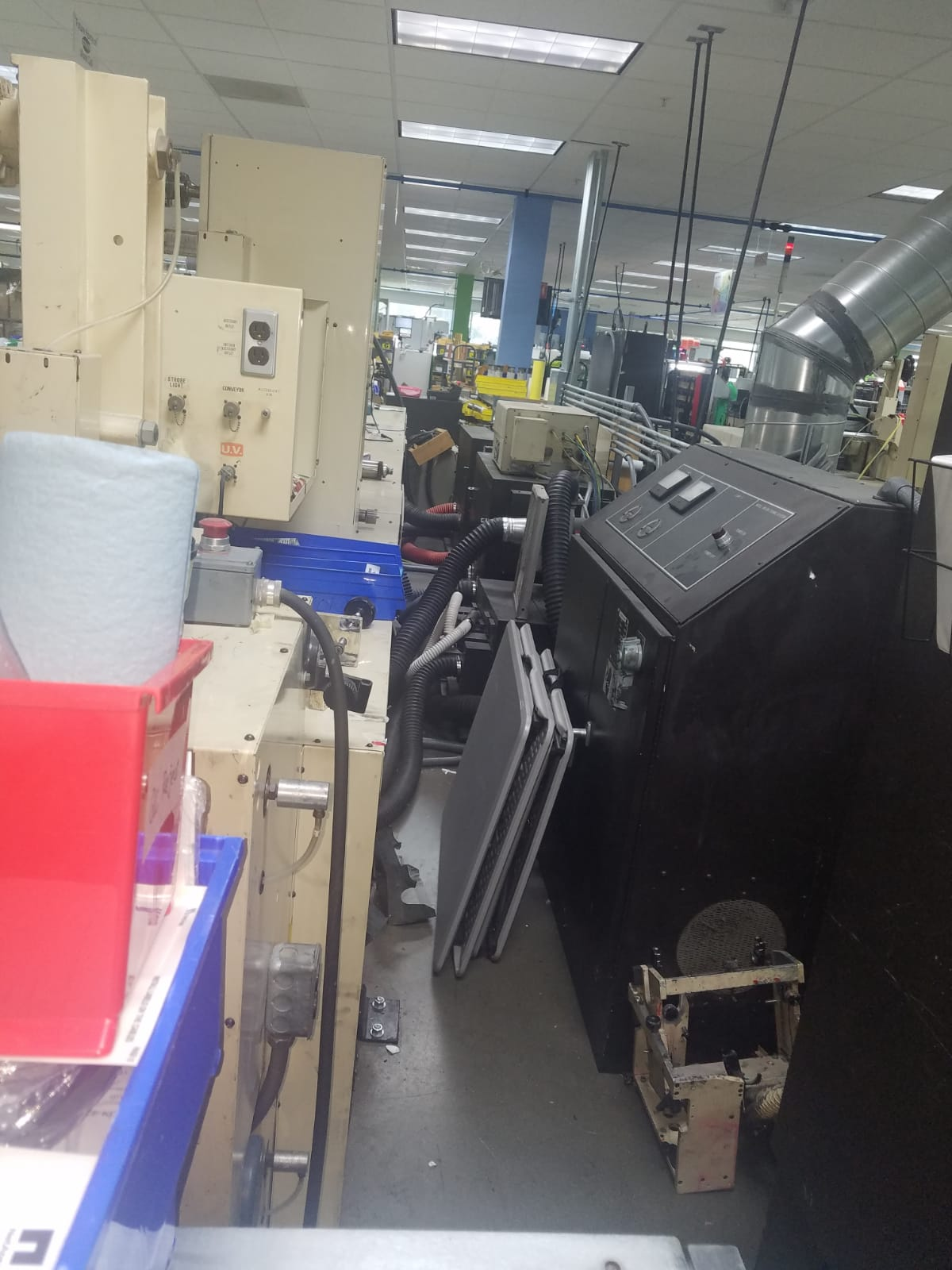 Mark Andy 2200 - Used Flexo Printing Presses and Used Flexographic Equipment-17