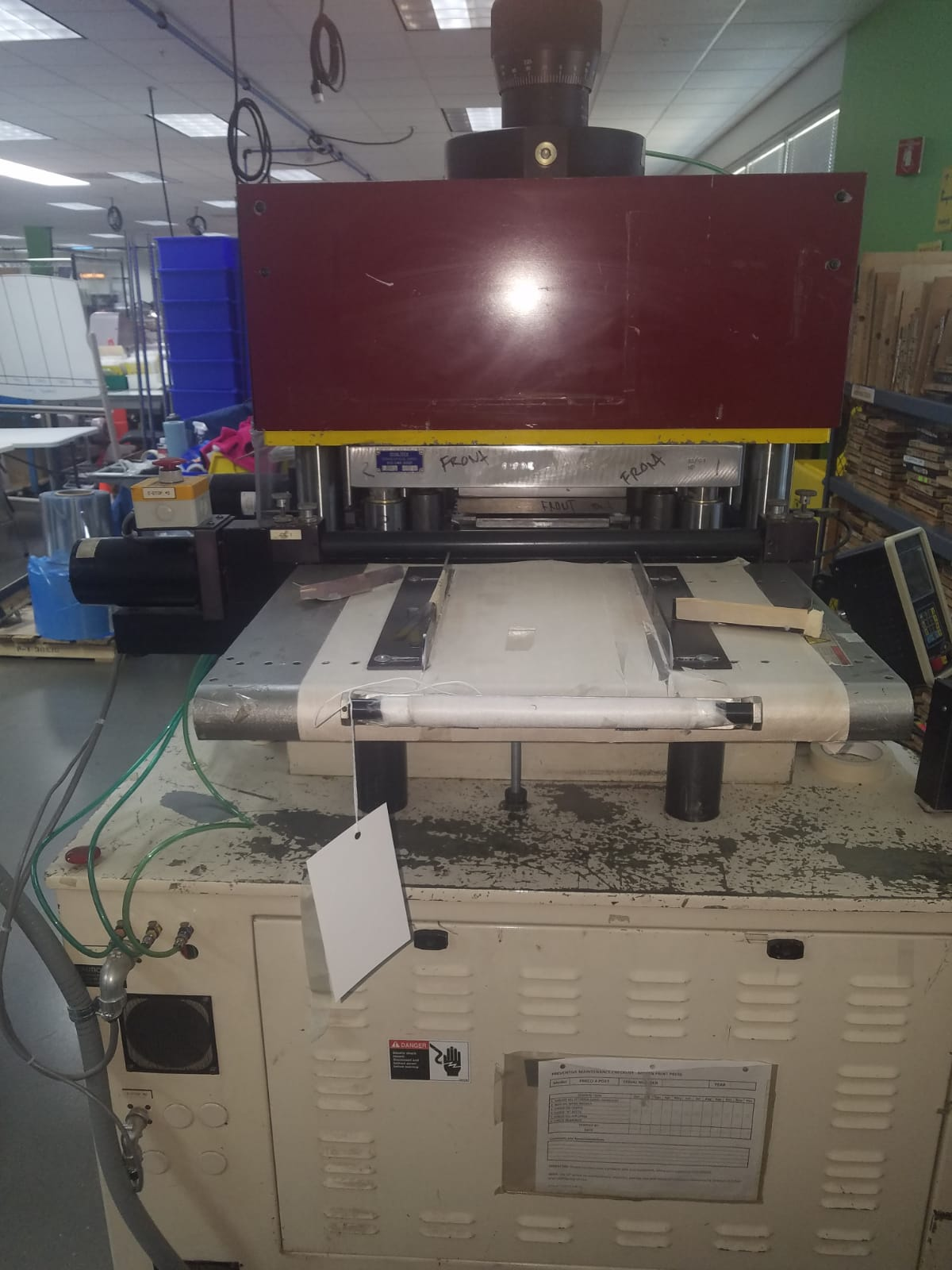 Mark Andy 2200 - Used Flexo Printing Presses and Used Flexographic Equipment-19