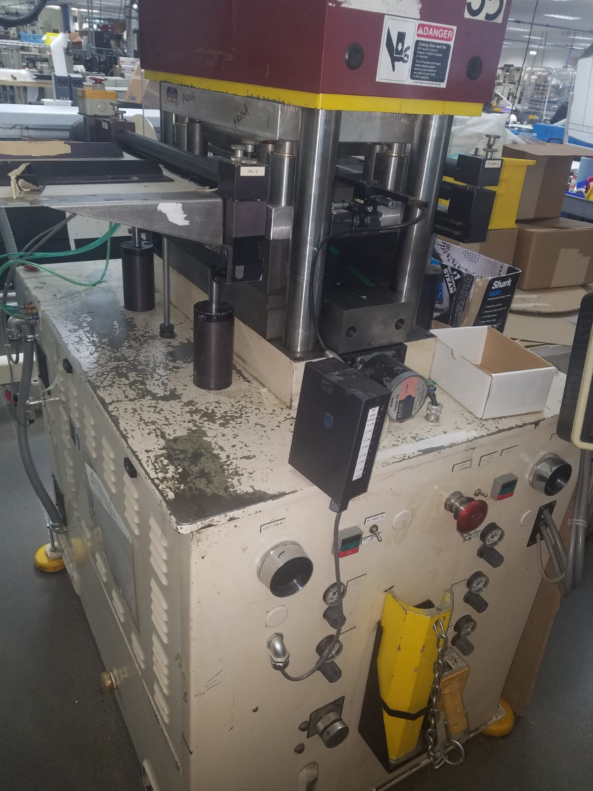 Mark Andy 2200 - Used Flexo Printing Presses and Used Flexographic Equipment-20