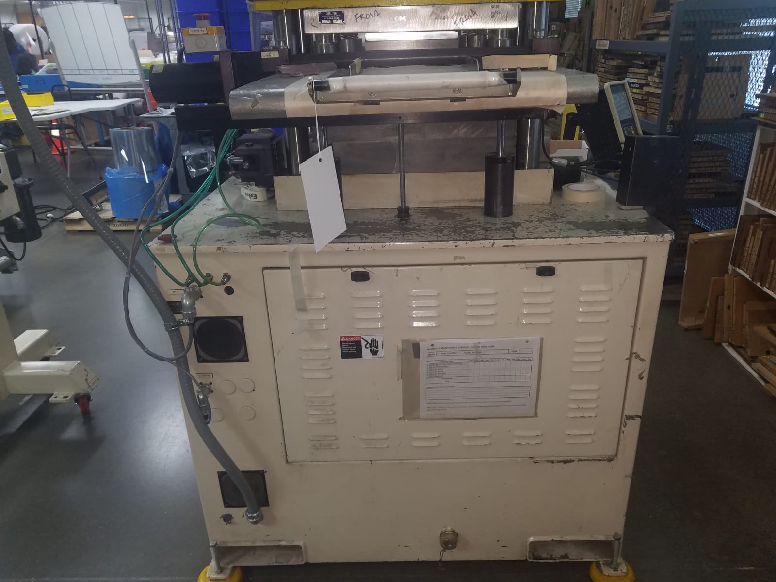 Mark Andy 2200 - Used Flexo Printing Presses and Used Flexographic Equipment-21