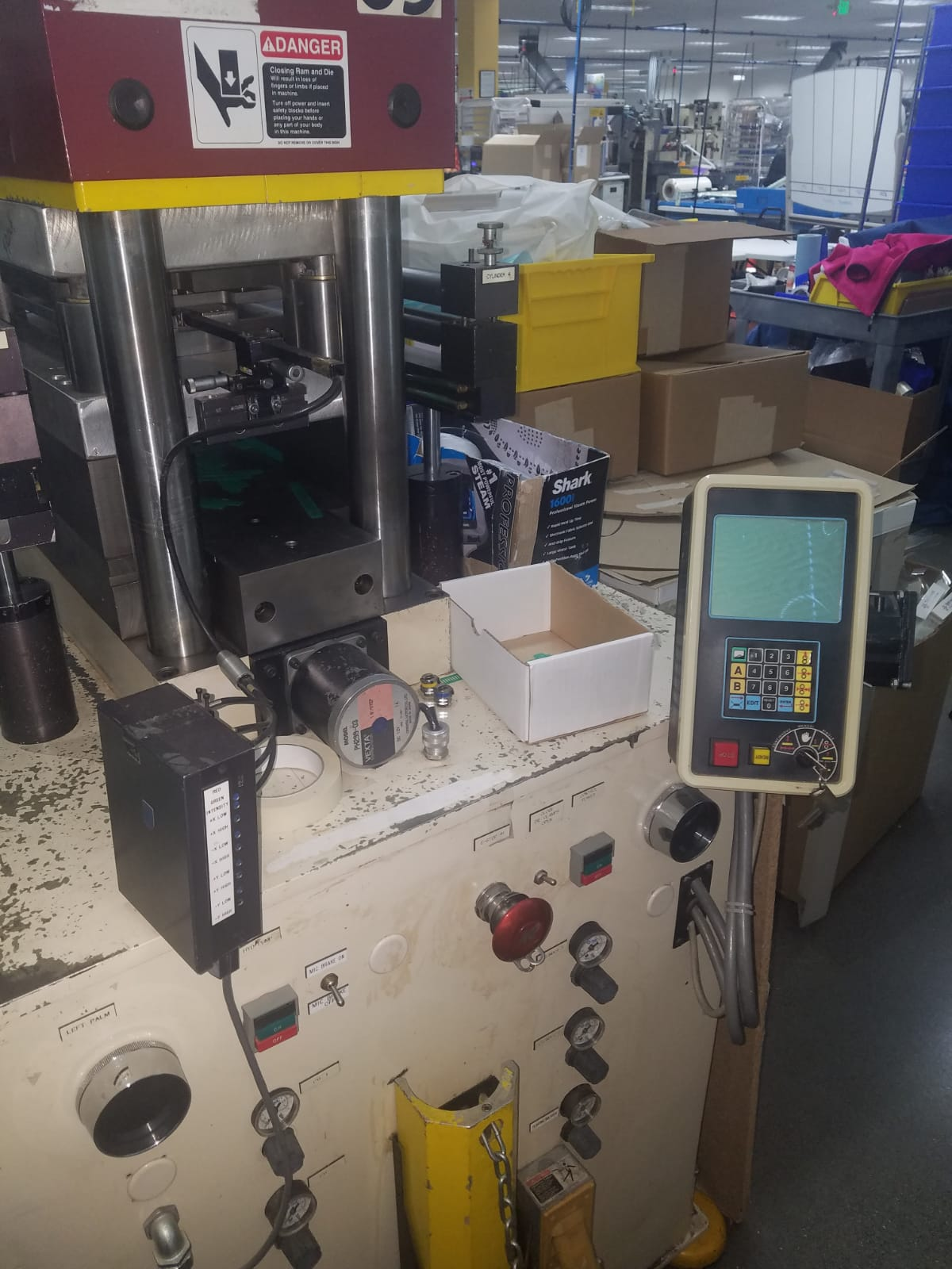 Mark Andy 2200 - Used Flexo Printing Presses and Used Flexographic Equipment-22