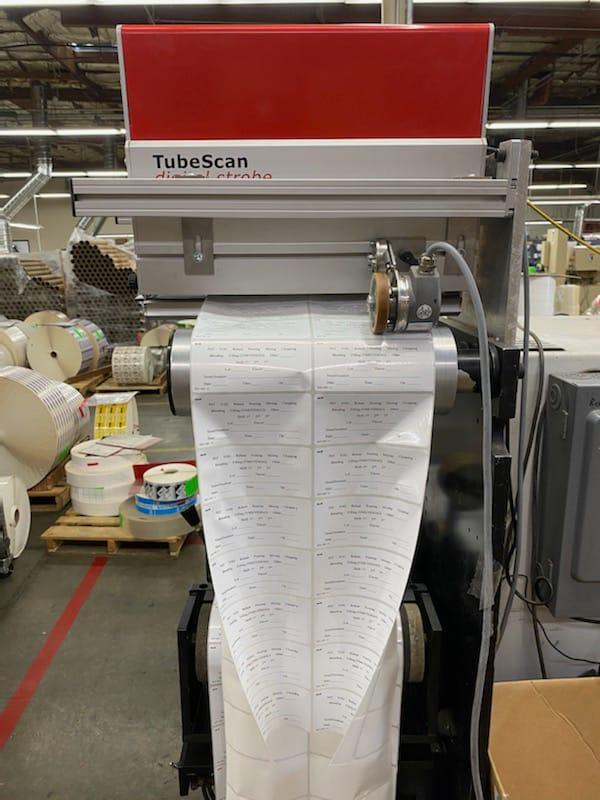 Rotoflex VSI250 - Used Flexo Printing Presses and Used Flexographic Equipment-3