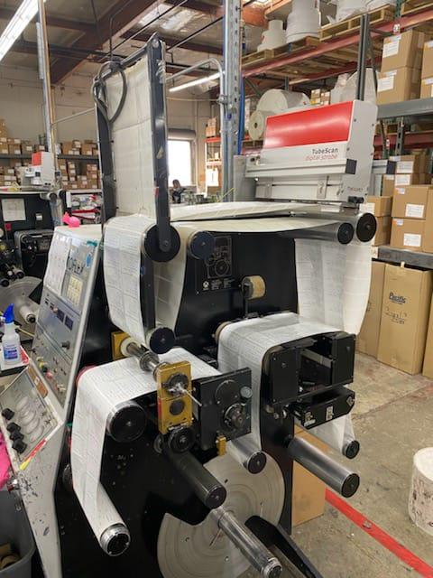 Rotoflex VSI250 - Used Flexo Printing Presses and Used Flexographic Equipment-5