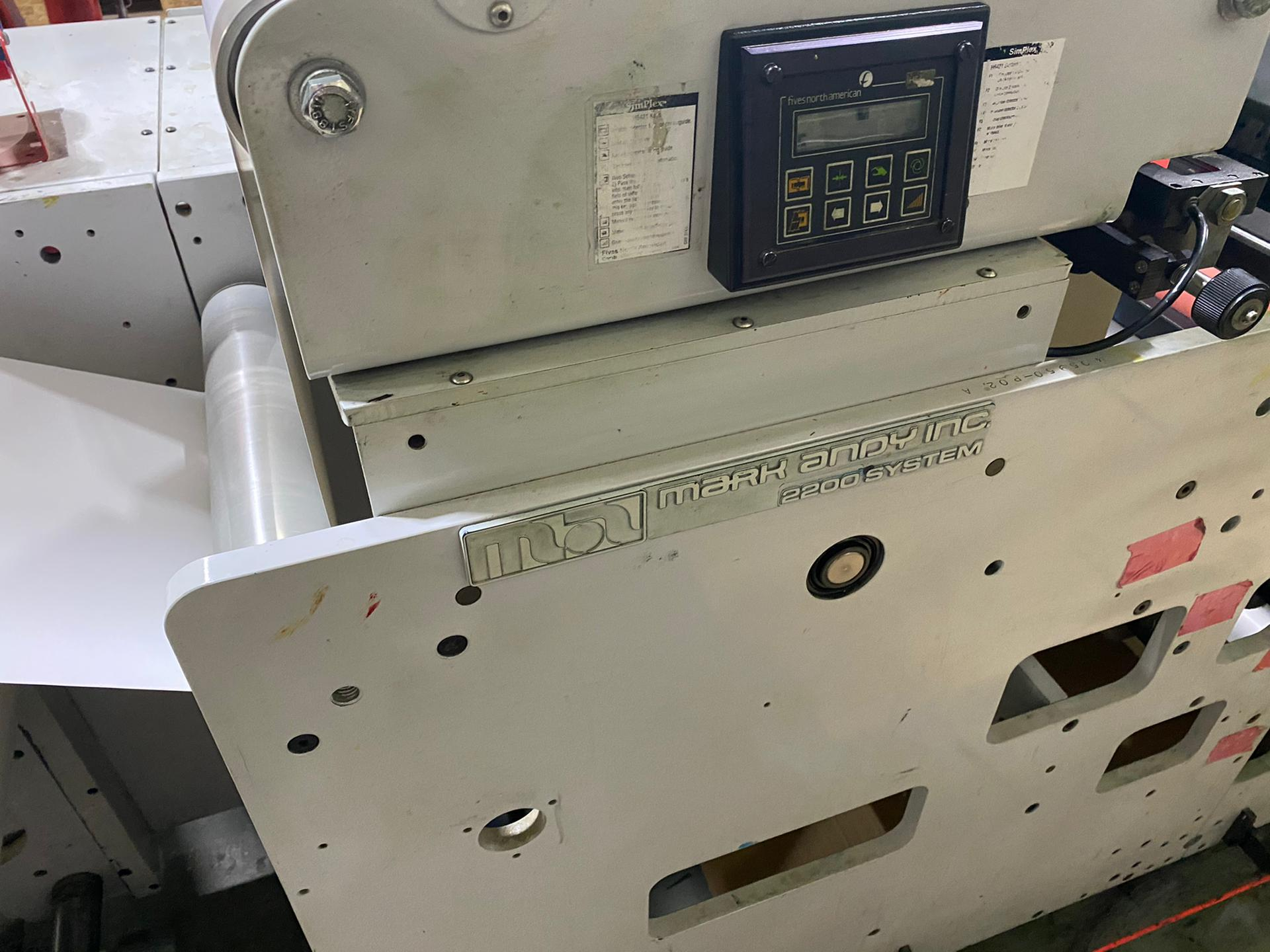 Mark Andy 2200 - Used Flexo Printing Presses and Used Flexographic Equipment-7