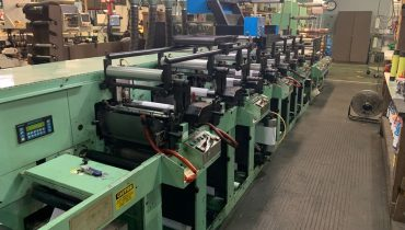 Rotopress 3513 - Used Flexo Printing Presses and Used Flexographic Equipment