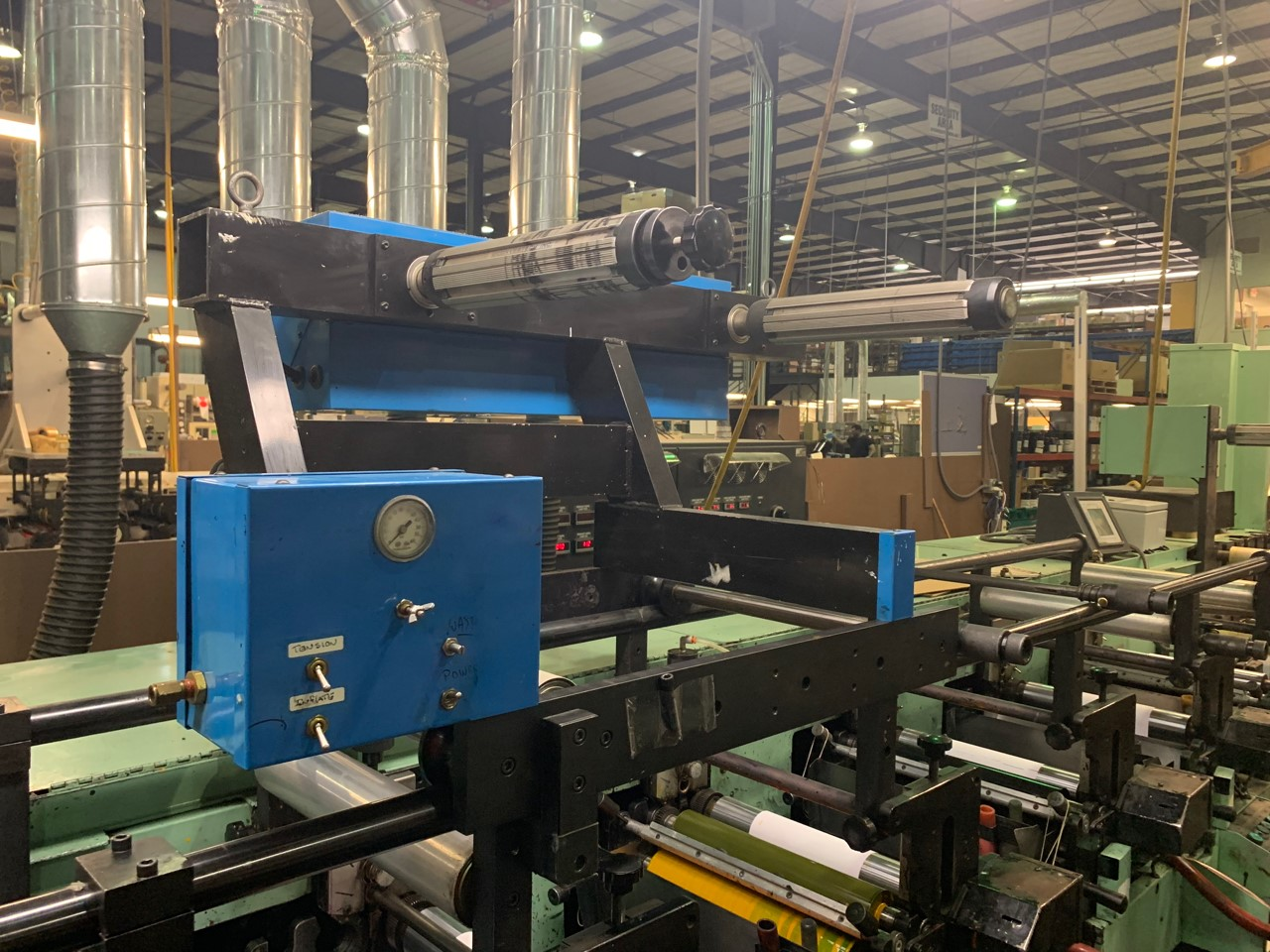 Rotopress 3513 - Used Flexo Printing Presses and Used Flexographic Equipment-5