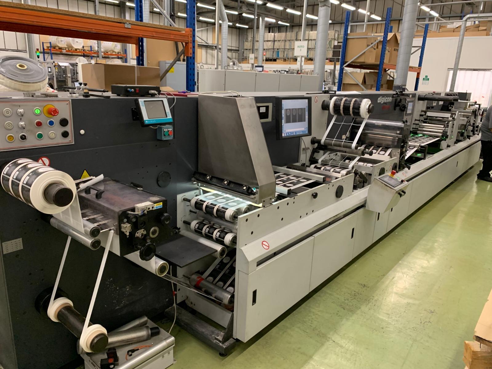 ABG Digicon Series 1 - Used Flexo Printing Presses and Used Flexographic Equipment-0