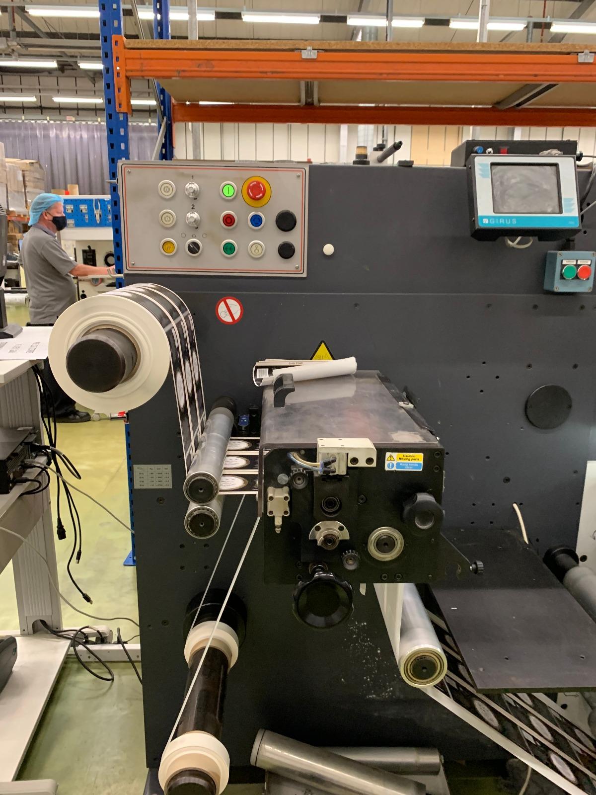 ABG Digicon Series 1 - Used Flexo Printing Presses and Used Flexographic Equipment-3