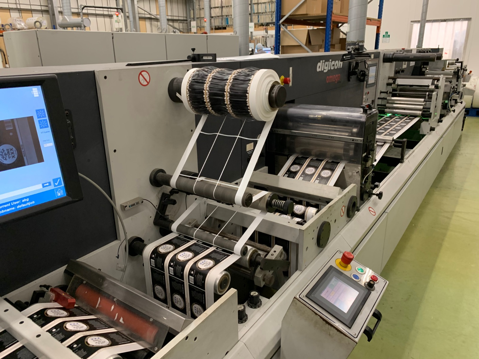 ABG Digicon Series 1 - Used Flexo Printing Presses and Used Flexographic Equipment-6