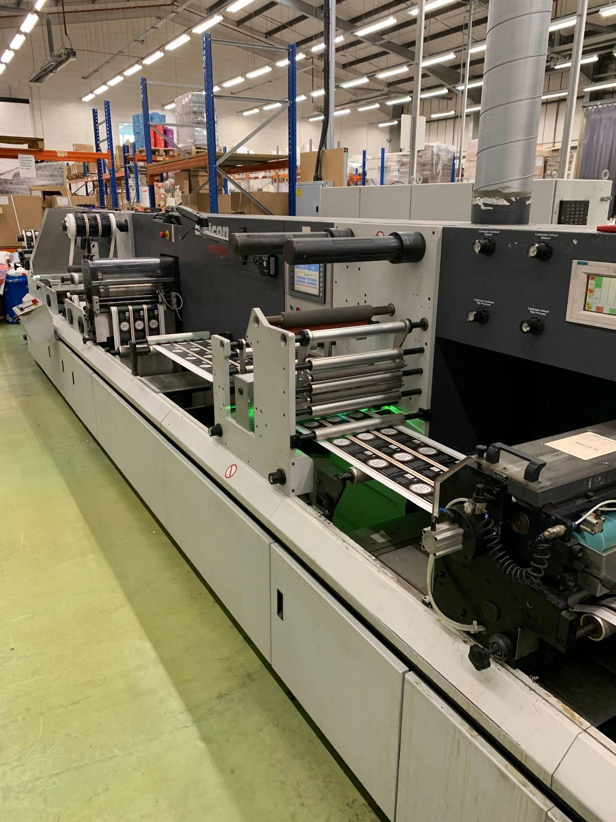 ABG Digicon Series 1 - Used Flexo Printing Presses and Used Flexographic Equipment-7
