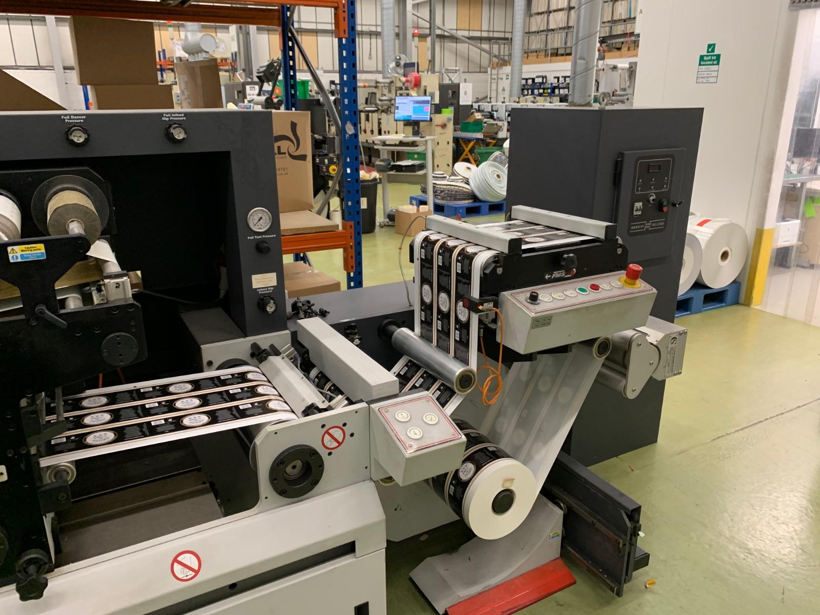 ABG Digicon Series 1 - Used Flexo Printing Presses and Used Flexographic Equipment-9