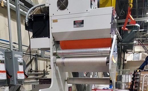 Corotec Corona Treater - Used Flexo Printing Presses and Used Flexographic Equipment