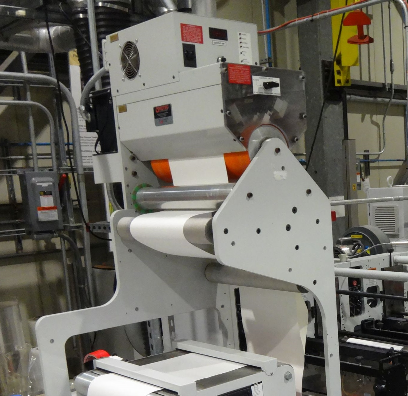 Corotec Corona Treater - Used Flexo Printing Presses and Used Flexographic Equipment-2