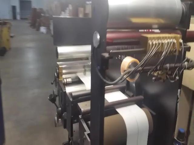 Rotoflex VSI250 - Used Flexo Printing Presses and Used Flexographic Equipment-4