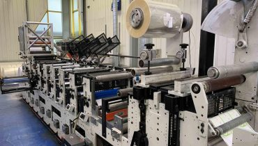 Mark Andy 2200S-17 - Used Flexo Printing Presses and Used Flexographic Equipment