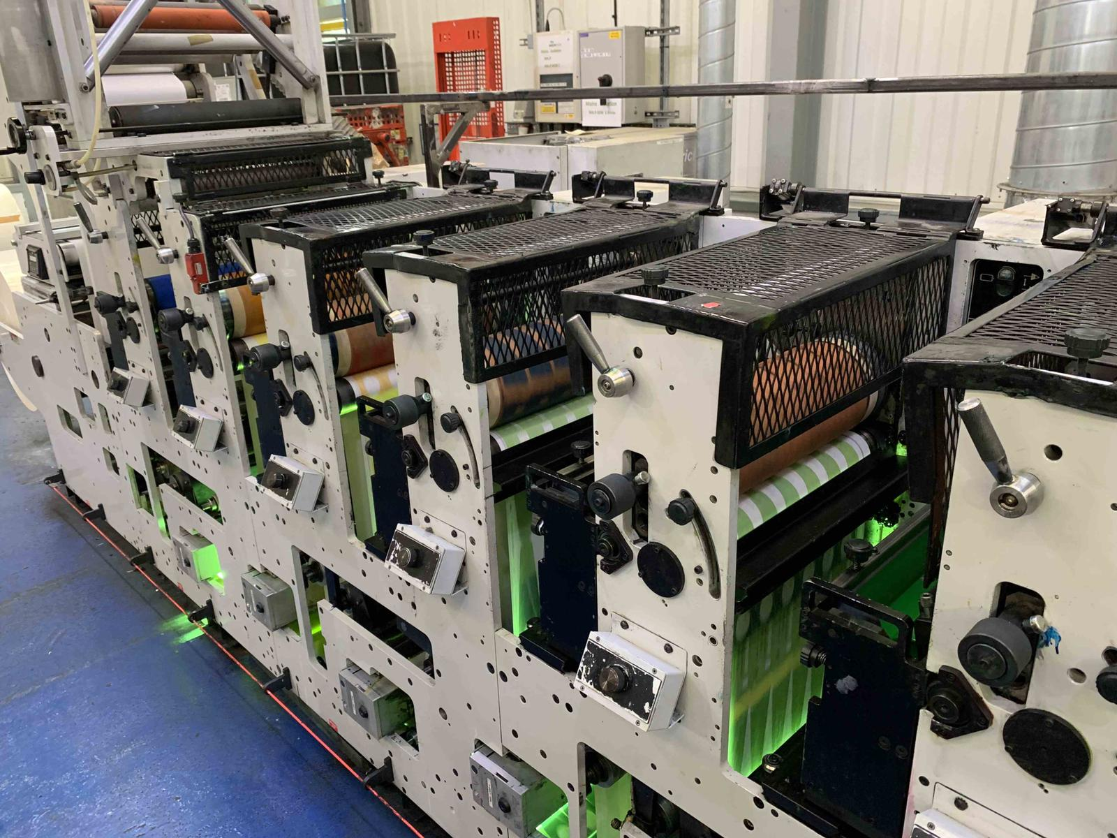 Mark Andy 2200S-17 - Used Flexo Printing Presses and Used Flexographic Equipment-4
