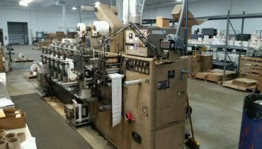 Webtron 750 - Used Flexo Printing Presses and Used Flexographic Equipment