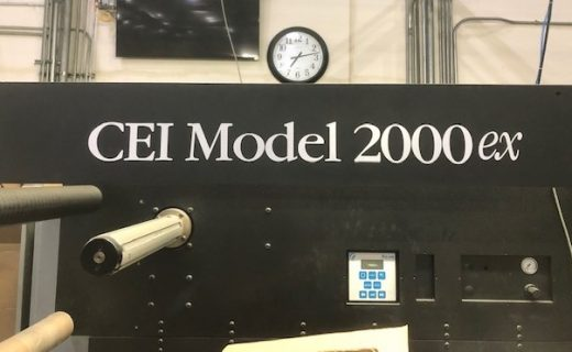 CEI 2000EX - Used Flexo Printing Presses and Used Flexographic Equipment