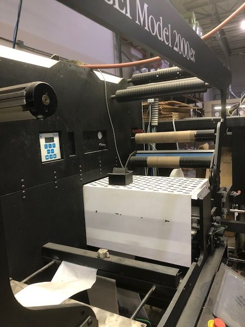 CEI 2000EX - Used Flexo Printing Presses and Used Flexographic Equipment-3