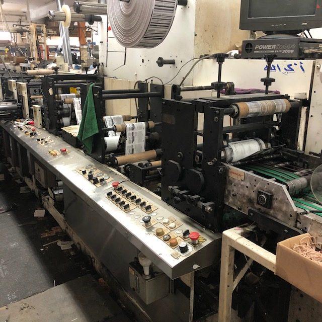 Aquaflex DBX - Used Flexo Printing Presses and Used Flexographic Equipment-3