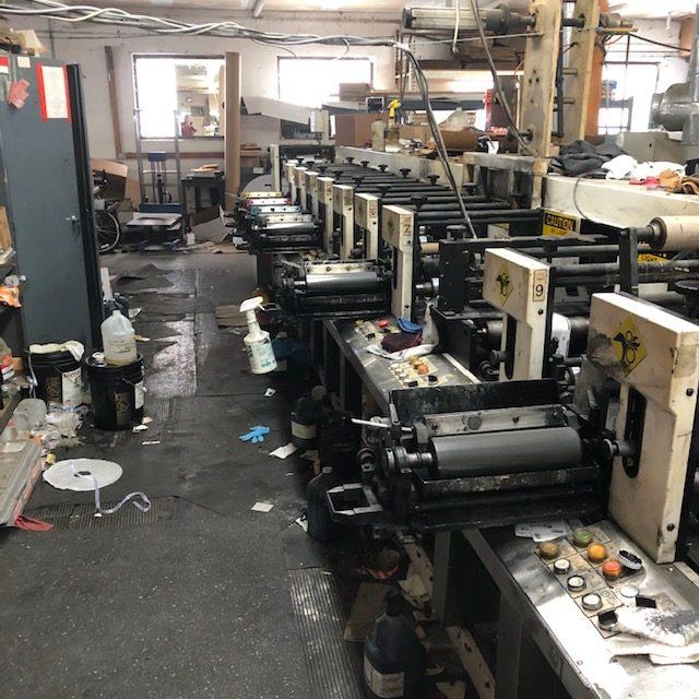 Aquaflex DBX - Used Flexo Printing Presses and Used Flexographic Equipment-4
