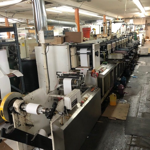 Aquaflex DBX - Used Flexo Printing Presses and Used Flexographic Equipment-6