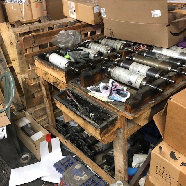 Aquaflex DBX - Used Flexo Printing Presses and Used Flexographic Equipment-8
