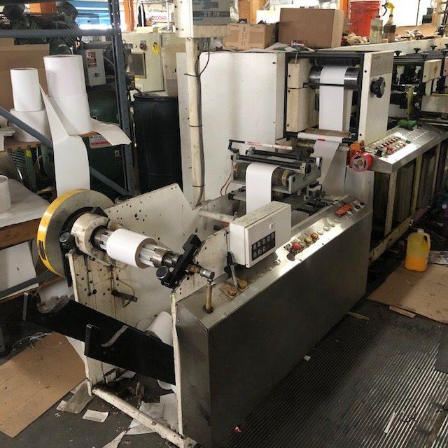 Aquaflex DBX - Used Flexo Printing Presses and Used Flexographic Equipment-9