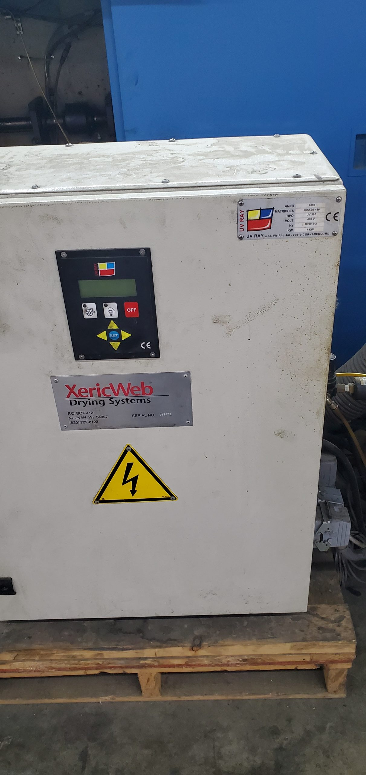 Aquaflex LWSP-1307 - Used Flexo Printing Presses and Used Flexographic Equipment-10