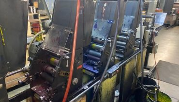 Comco Cadet - Used Flexo Printing Presses and Used Flexographic Equipment