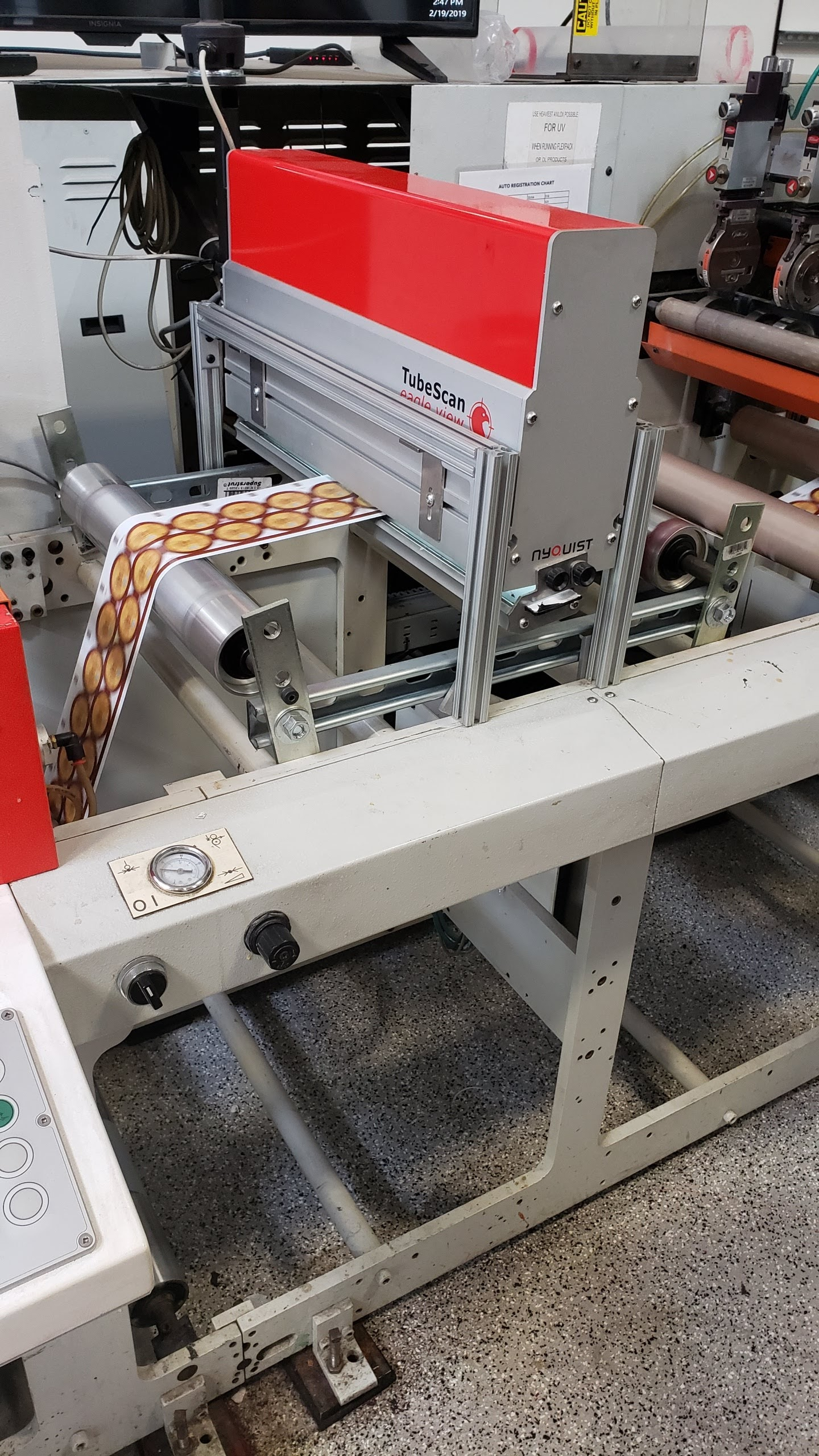 Aquaflex ELS 1610 - Used Flexo Printing Presses and Used Flexographic Equipment-7
