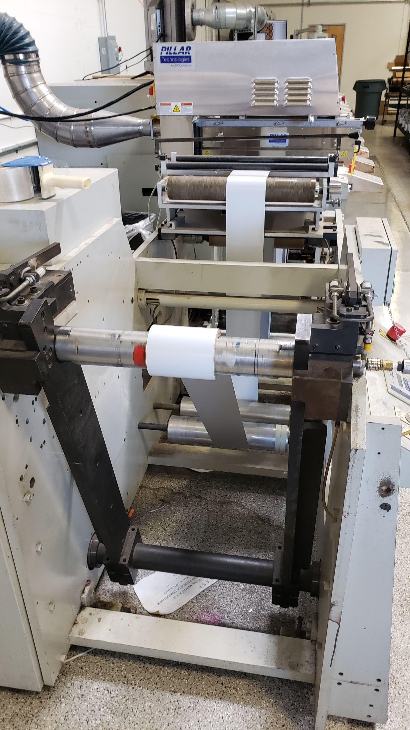 Aquaflex ELS 1610 - Used Flexo Printing Presses and Used Flexographic Equipment-17