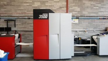 Xeikon 3500 - Used Flexo Printing Presses and Used Flexographic Equipment