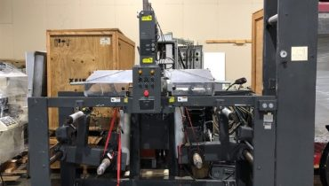 Martin MBS512 - Used Flexo Printing Presses and Used Flexographic Equipment