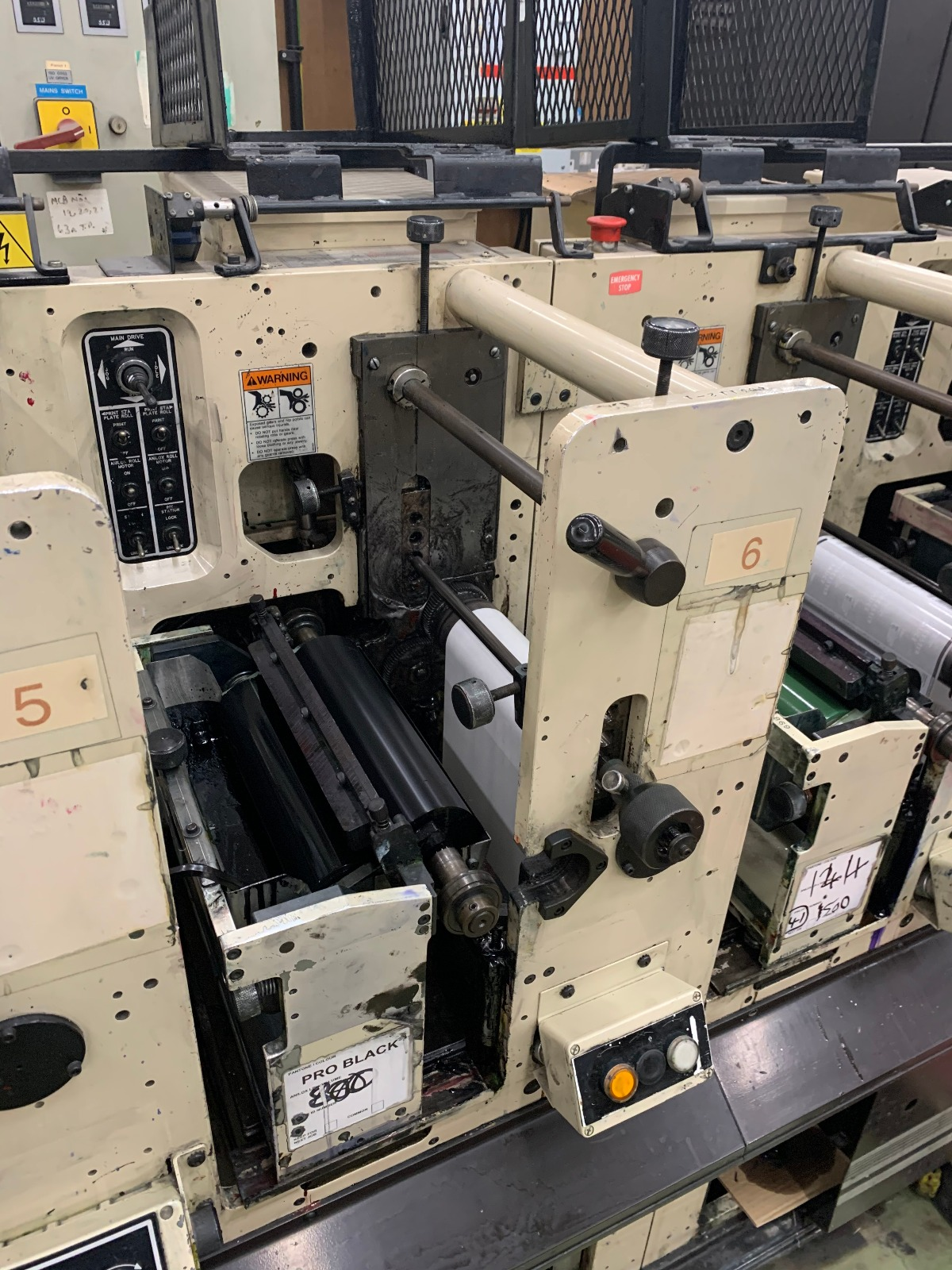 Mark Andy 2200 - Used Flexo Printing Presses and Used Flexographic Equipment-9
