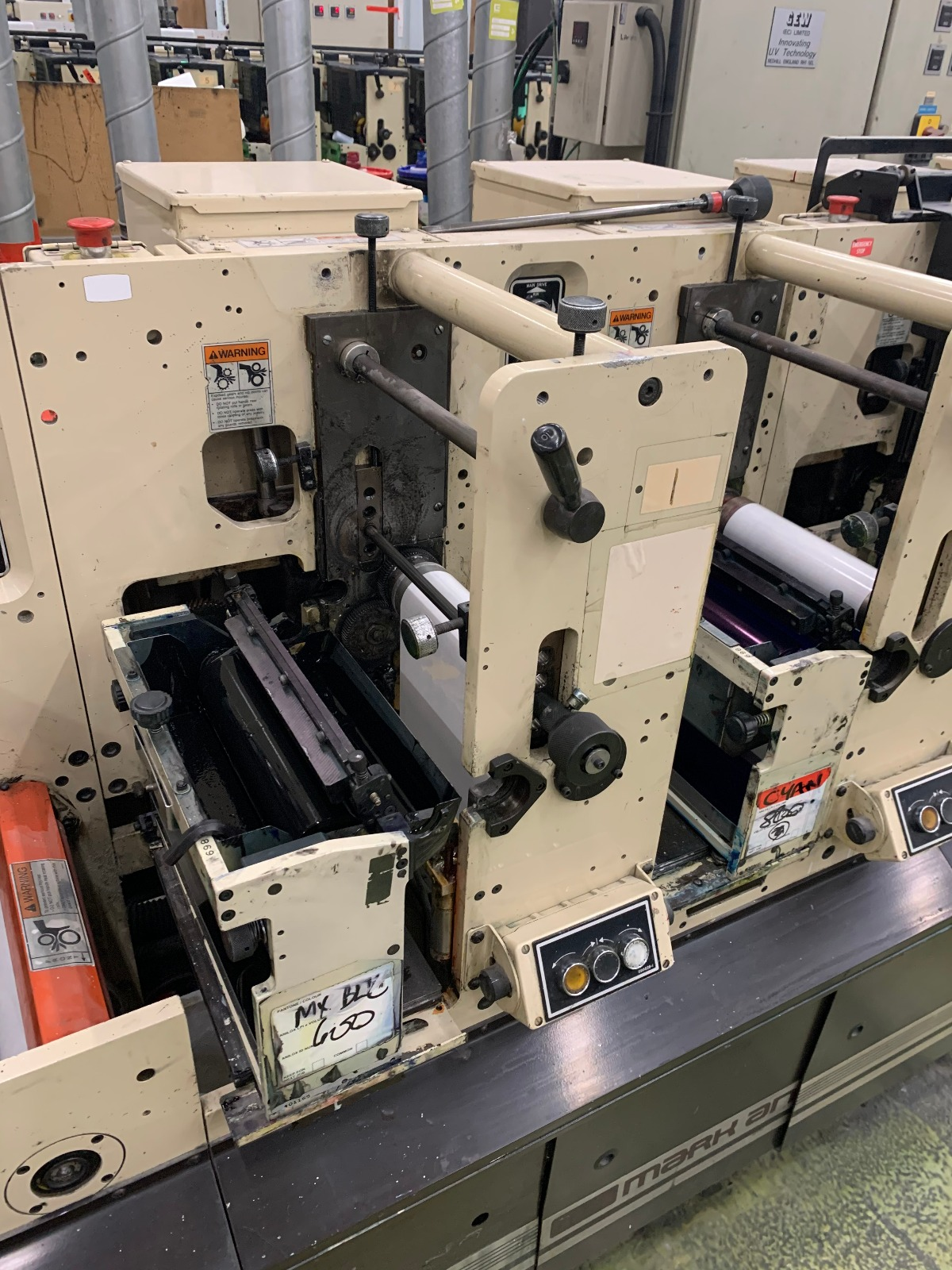 Mark Andy 2200 - Used Flexo Printing Presses and Used Flexographic Equipment-13
