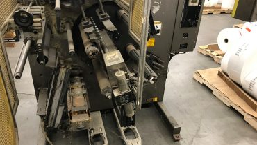 CTC STACRW4-12 - Used Flexo Printing Presses and Used Flexographic Equipment