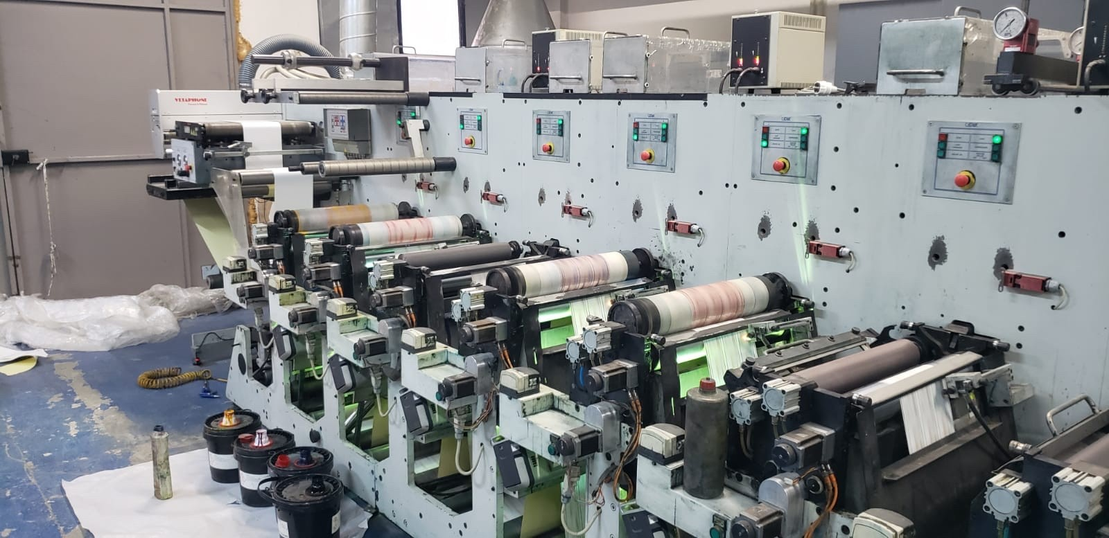 Gidue Combat 430 - Used Flexo Printing Presses and Used Flexographic Equipment-2