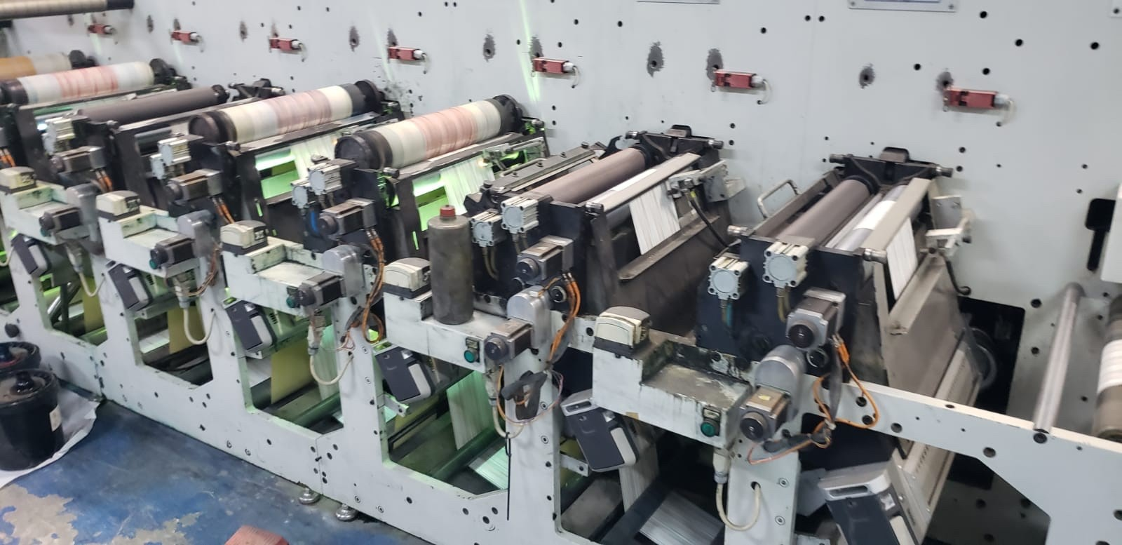 Gidue Combat 430 - Used Flexo Printing Presses and Used Flexographic Equipment-4