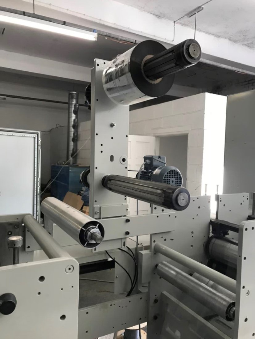 Gidue Combat 430 - Used Flexo Printing Presses and Used Flexographic Equipment-5