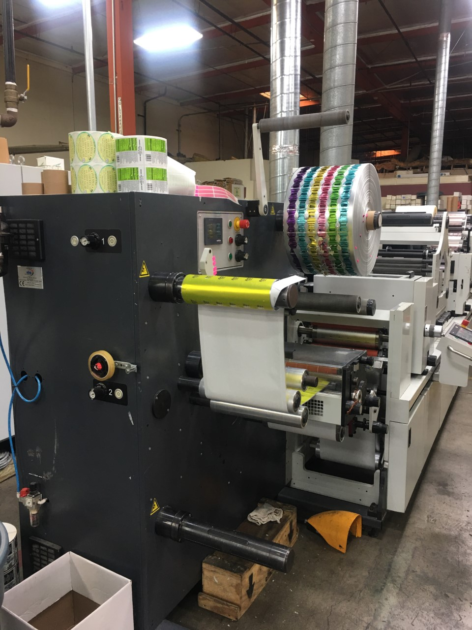 ABG Digicon Series 2 - Used Flexo Printing Presses and Used Flexographic Equipment-7