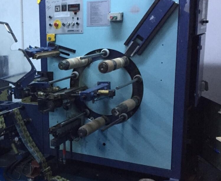 Arsoma TR 450 - Used Flexo Printing Presses and Used Flexographic Equipment-0