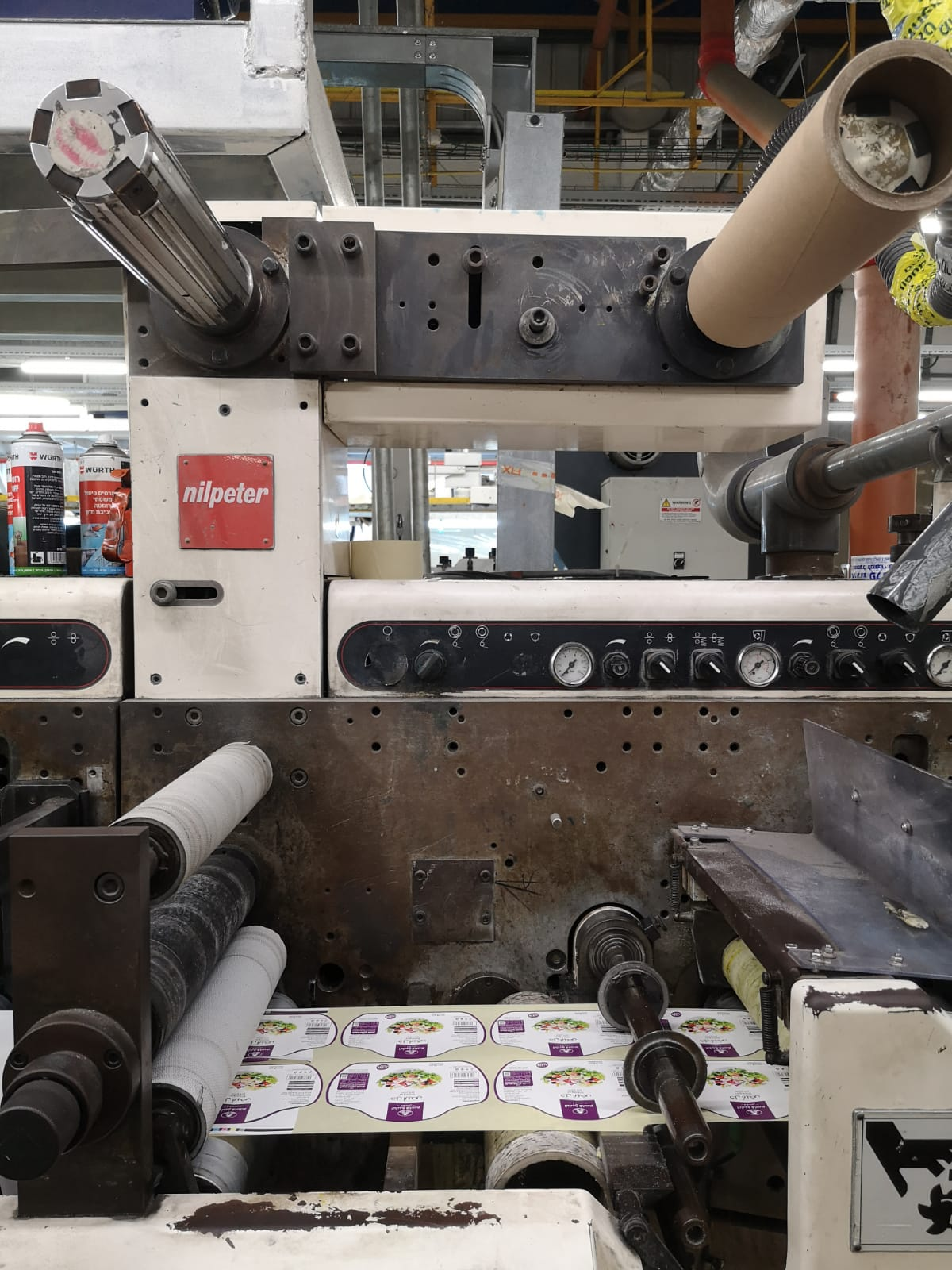 Nilpeter FA 2500 - Used Flexo Printing Presses and Used Flexographic Equipment-3