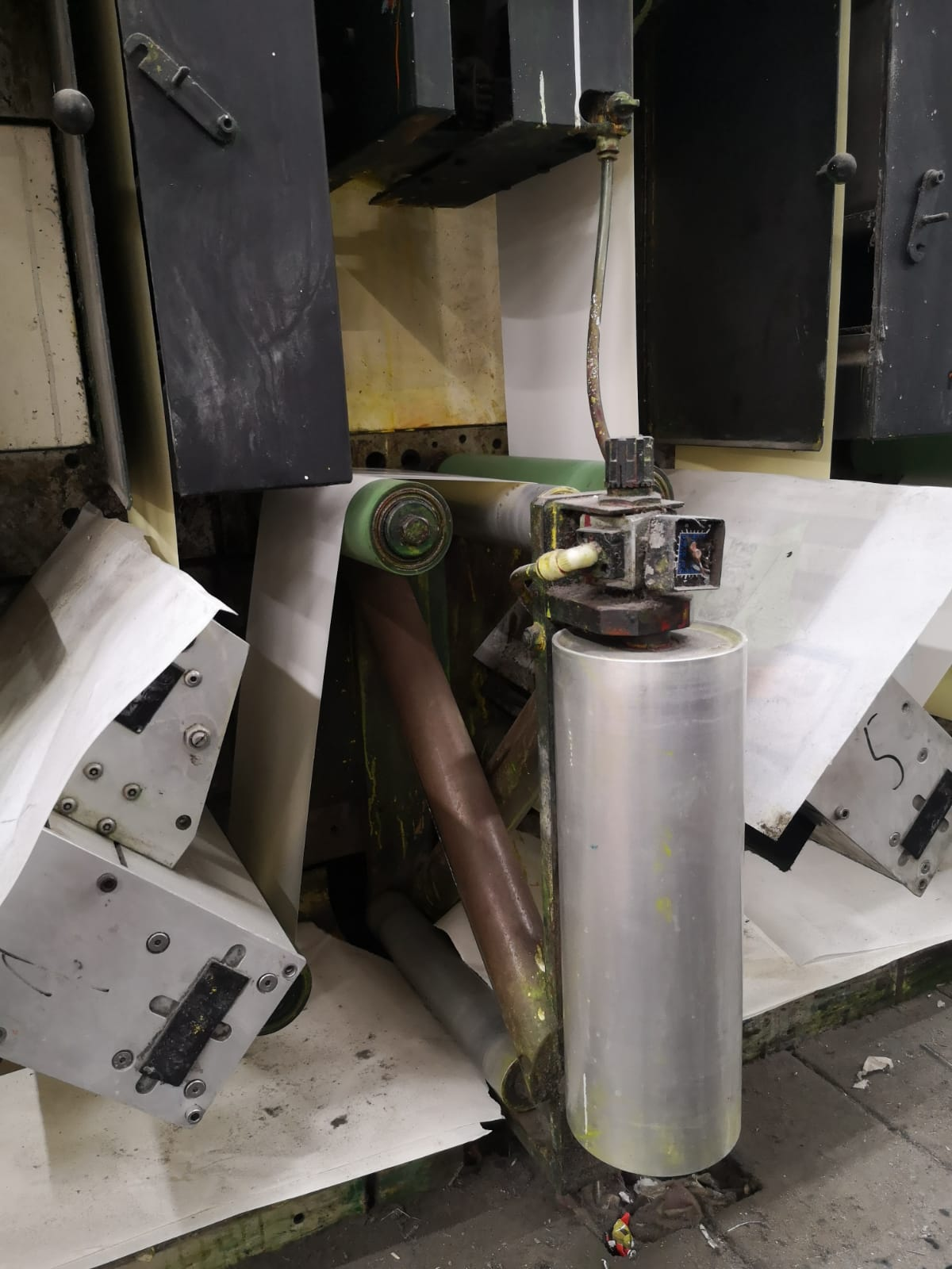 Nilpeter FA 2500 - Used Flexo Printing Presses and Used Flexographic Equipment-4