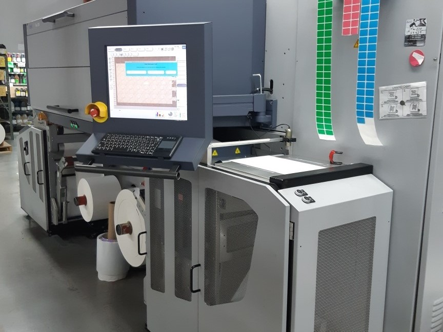 Durst Tau 330 - Used Flexo Printing Presses and Used Flexographic Equipment-0