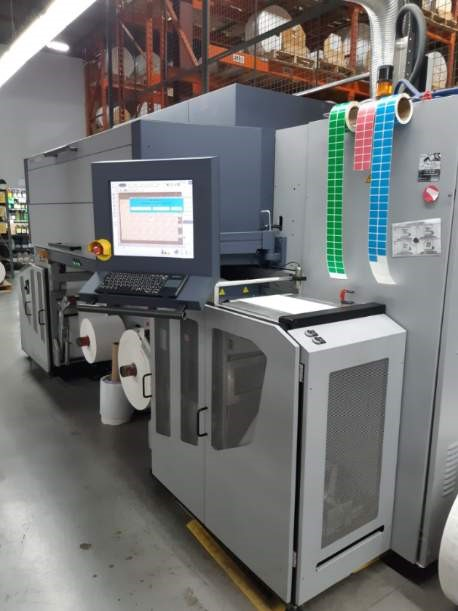 Durst Tau 330 - Used Flexo Printing Presses and Used Flexographic Equipment-2