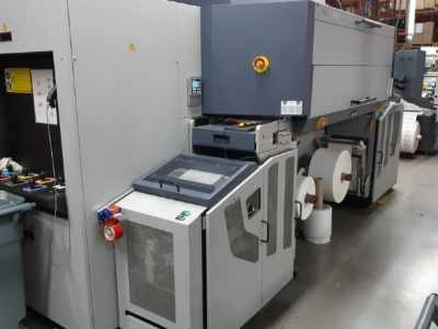 Durst Tau 330 - Used Flexo Printing Presses and Used Flexographic Equipment-4