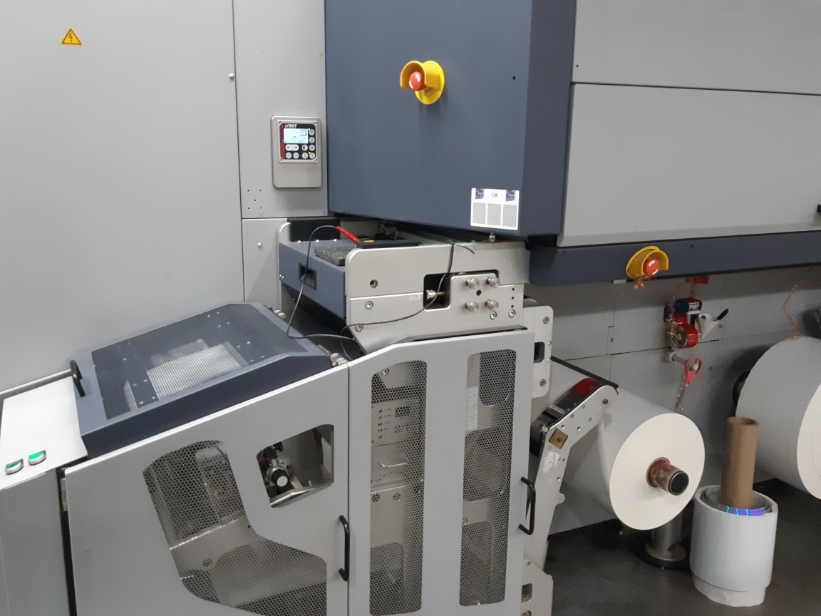 Durst Tau 330 - Used Flexo Printing Presses and Used Flexographic Equipment-5