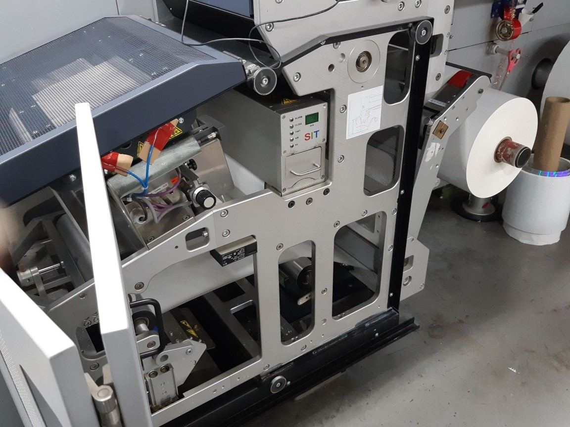 Durst Tau 330 - Used Flexo Printing Presses and Used Flexographic Equipment-8